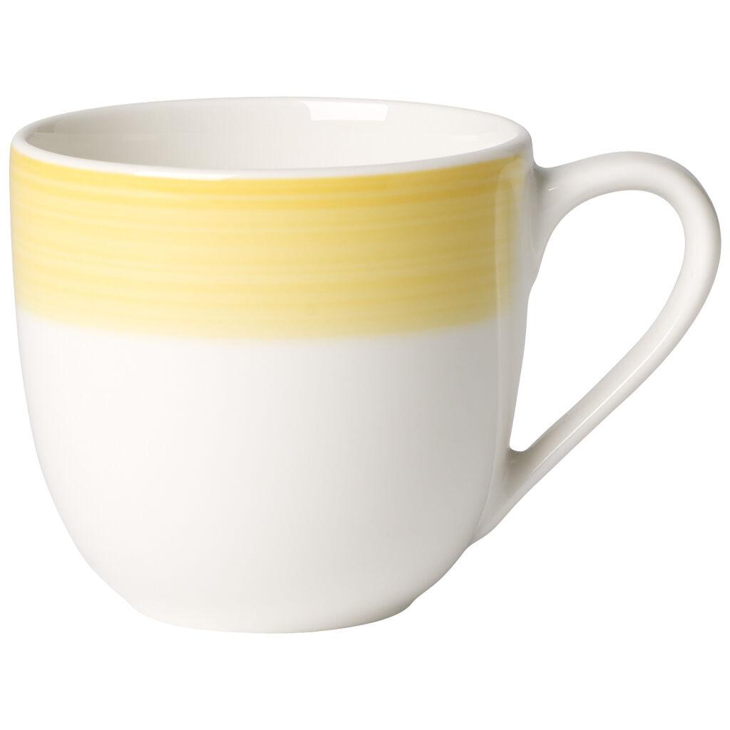 빌레로이 앤 보흐 컬러풀 라이프 에스프레소잔 Villeroy & Boch Colorful Life Lemon Pie Espresso Cup 3.25 oz
