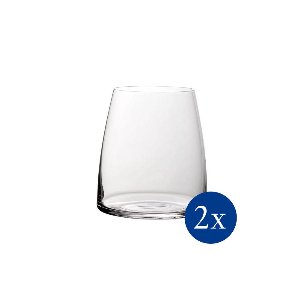 빌레로이 앤 보흐 메트로 시크 물잔 (2세트) Villeroy & Boch MetroChic Water glass Set 2pcs