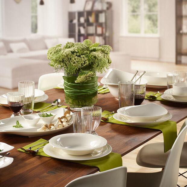 New Cottage Basic Dinner Plate, , large