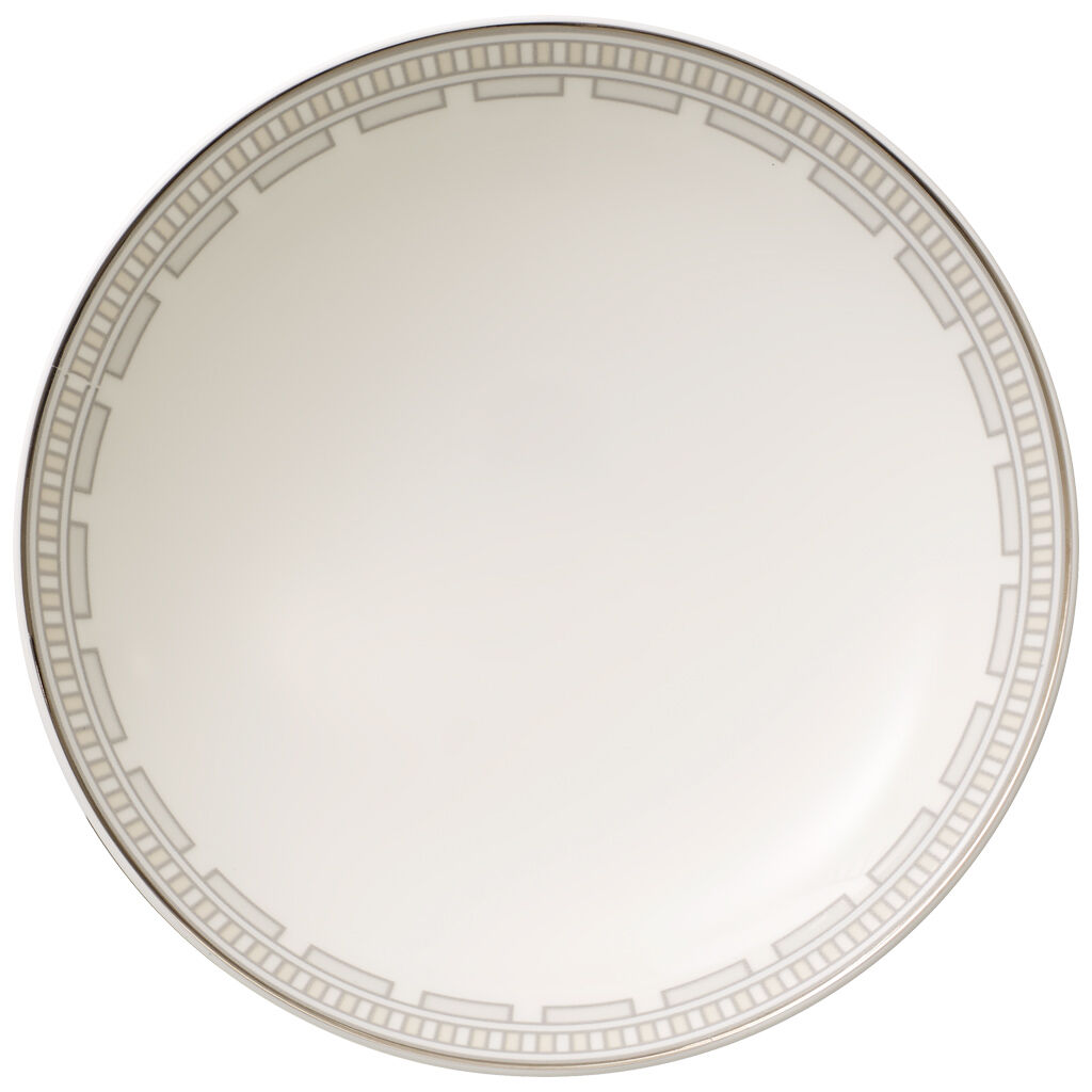 빌레로이 앤 보흐 그릇 Villeroy & Boch La Classica Contura Bowl : Flat 6 3/4 in