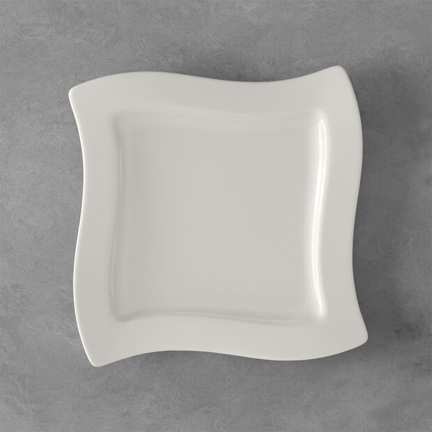 NewWave Square Salad Plate, , large