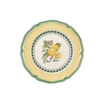 French Garden Valence Lemon Salad Plate
