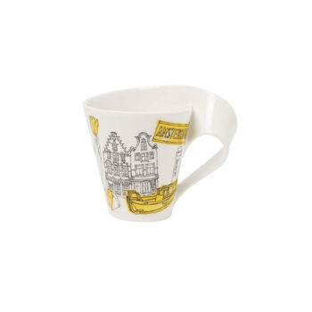 Cities of the World Mug: Amsterdam