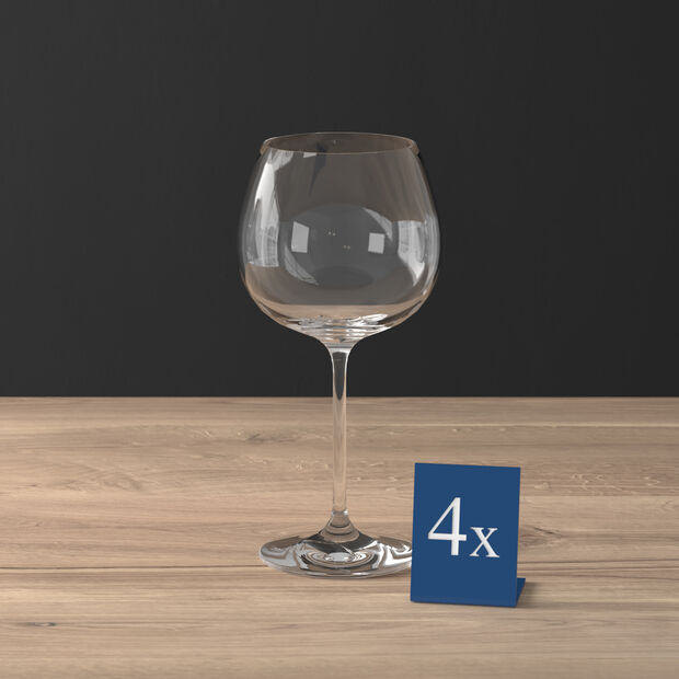 Purismo Full-Bodied Red Wine Goblet, Set of 4, , large