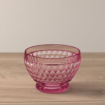 Boston Colored Individual Bowl: Rose