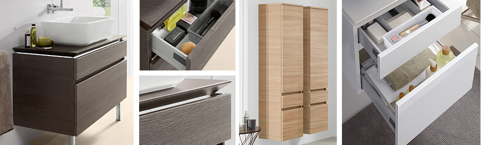the levanto furniture collection - Villeroy And Boch Bathroom Cabinets