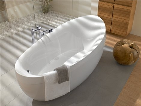 Aveo Collection By Villeroy Boch Relaxing Bathroom Design