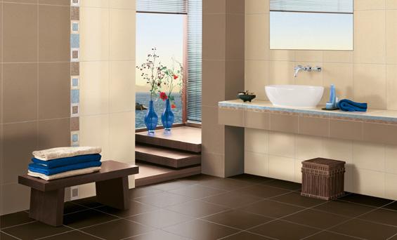badezimmer : badezimmer braun gefliest badezimmer braun gefliest, Hause ideen