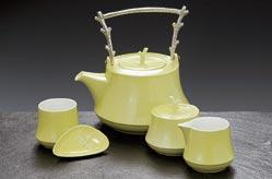 Pattern Thé Vert: Tea Set