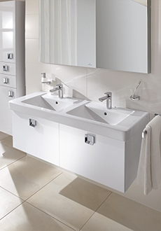 Discover The Diverse Possibilities Offered By The Architectura Collection  Using The Bathroom Planner