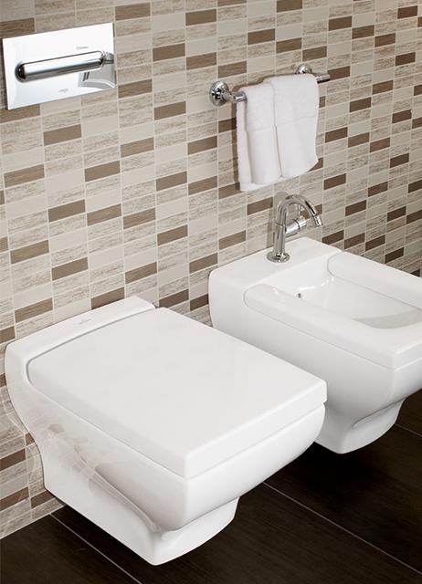 La belle collection by villeroy boch romantic bathroom for Bathroom planner villeroy