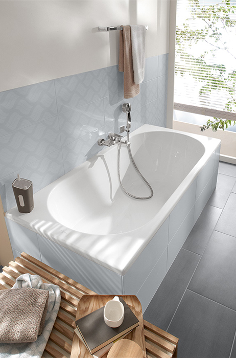 Discover The Creative Range Offered By The O.novo Collection Using The  Bathroom Planner
