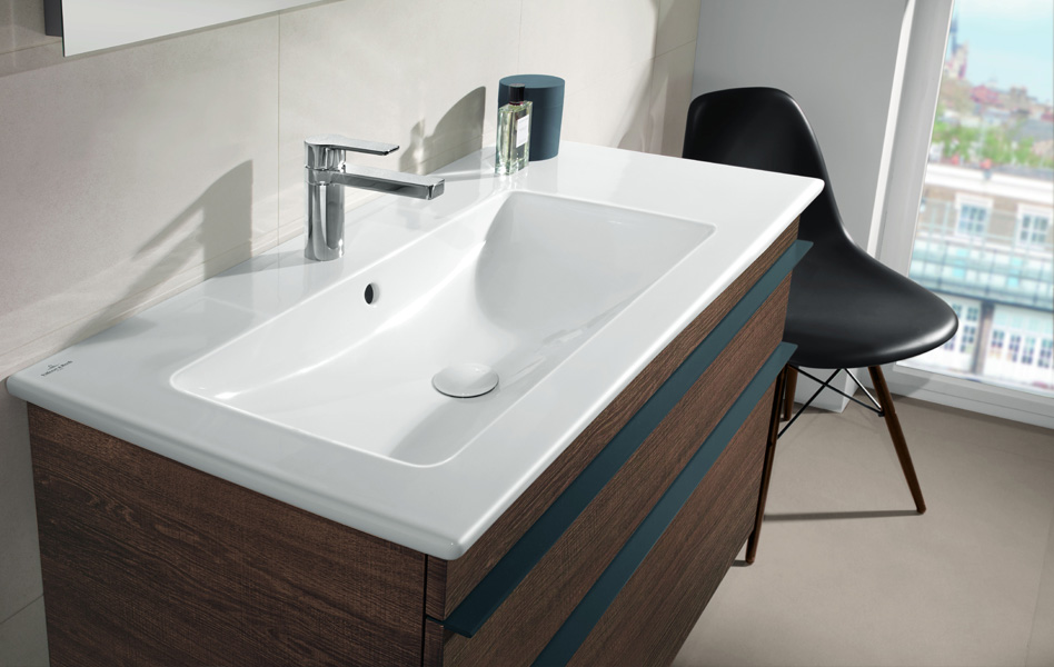 a hint of weightlessness - Villeroy And Boch Bathroom Furniture