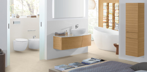 Bathroom Furniture bathroom furniture from villeroy & boch - for every outlook on life