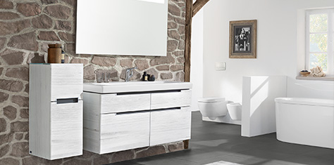 Bathroom Furniture From Villeroy Boch For Every Outlook On Life