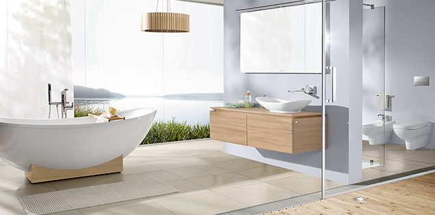 bathroom furniture from villeroy boch for every. Black Bedroom Furniture Sets. Home Design Ideas