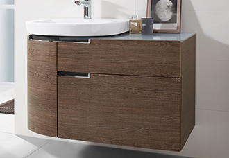 vanity units subway london - Villeroy And Boch Bathroom Cabinets