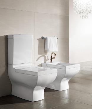 Bathroom Bidet bidets from villeroy & boch - free-standing or wall mounted