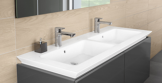 If You Reciate Beautiful Design Even In The Smallest Es An Elegant Powder Room Sink From Villeroy Boch Is Exactly What Need