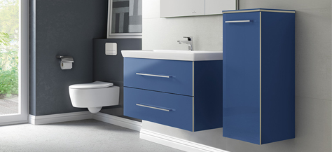 sanitary porcelain washbasins from villeroy boch - Villeroy And Boch Bathroom Cabinets