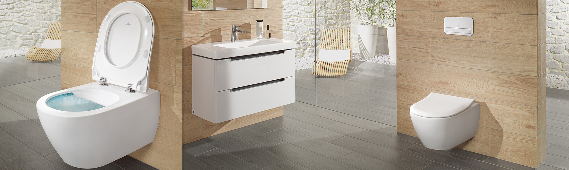 directflush - Villeroy And Boch Bathroom Cabinets
