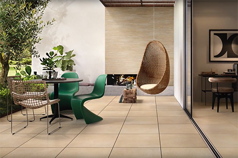 Designer Interiors Combining Cosiness And Style Do Not Have To End At The  Door To A House Or Apartment. Villeroyu0026Boch Has Vilbostone Porcelain  Stoneware ...