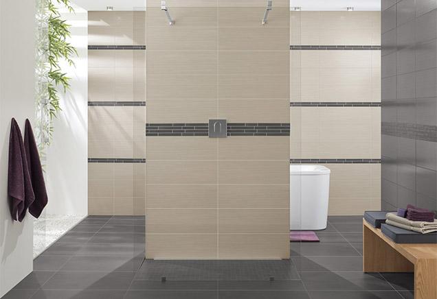Modular formats for Villeroy et boch salle de bain