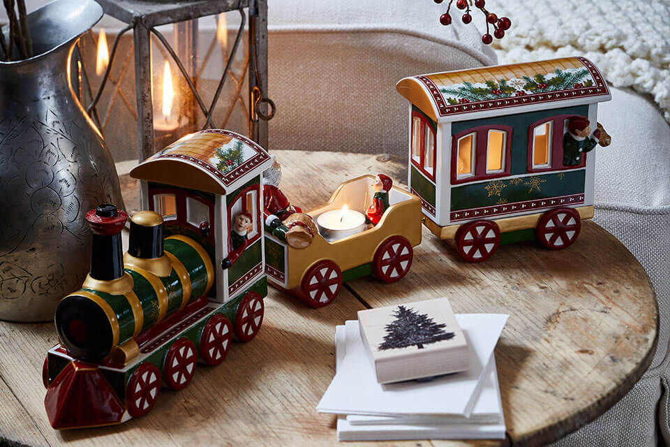 christmastime decorations from villeroy boch. Black Bedroom Furniture Sets. Home Design Ideas