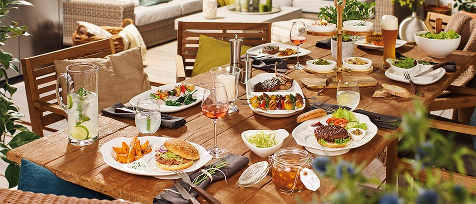 BBQ Party with Villeroy & Boch