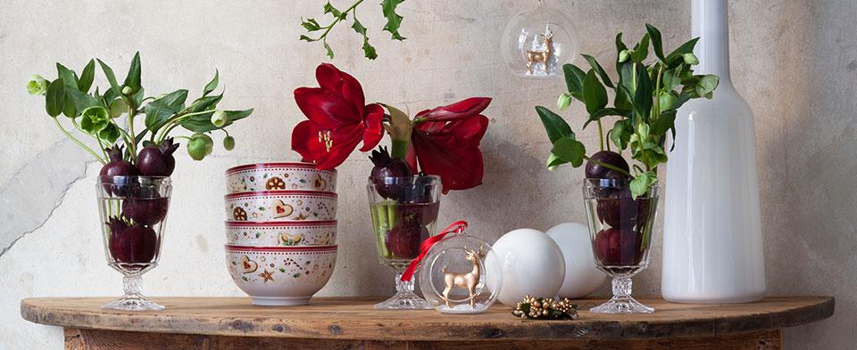 christmastime decorations from villeroy boch. Black Bedroom Furniture Sets. Home Design Ideas