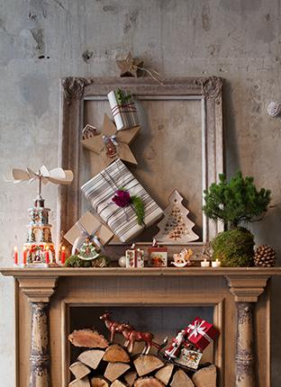 Christmastime decorations from villeroy boch for Dekoration wohnung weihnachten
