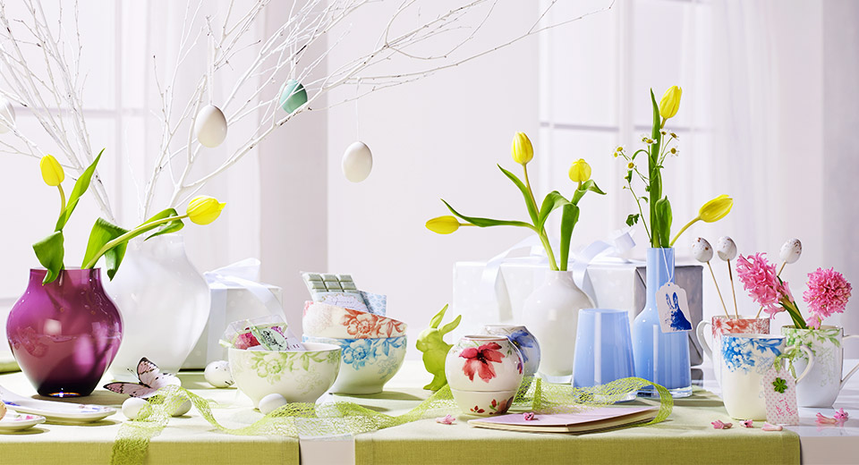 Discover the Villeroy & Boch Spring Collection