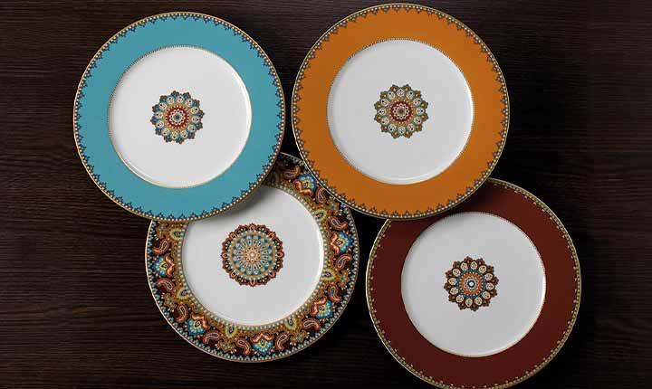 Classic Buffet Plates