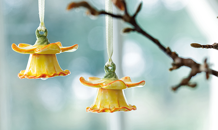 Mini Flower Bells