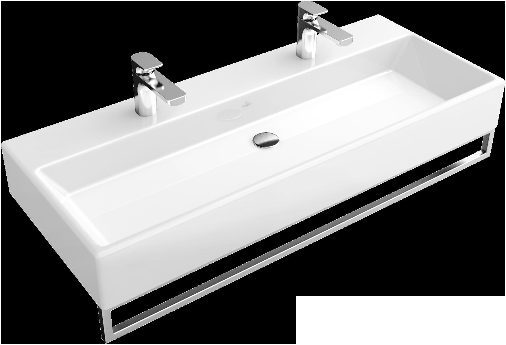 Memento Bathroom furniture  Small piece of furniture  Accessories. Memento Towel holder 874912   Villeroy   Boch