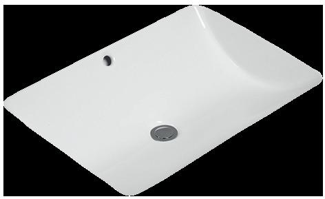 Twist Undercounter Washbasin Angular 5a0721 Villeroy Amp Boch