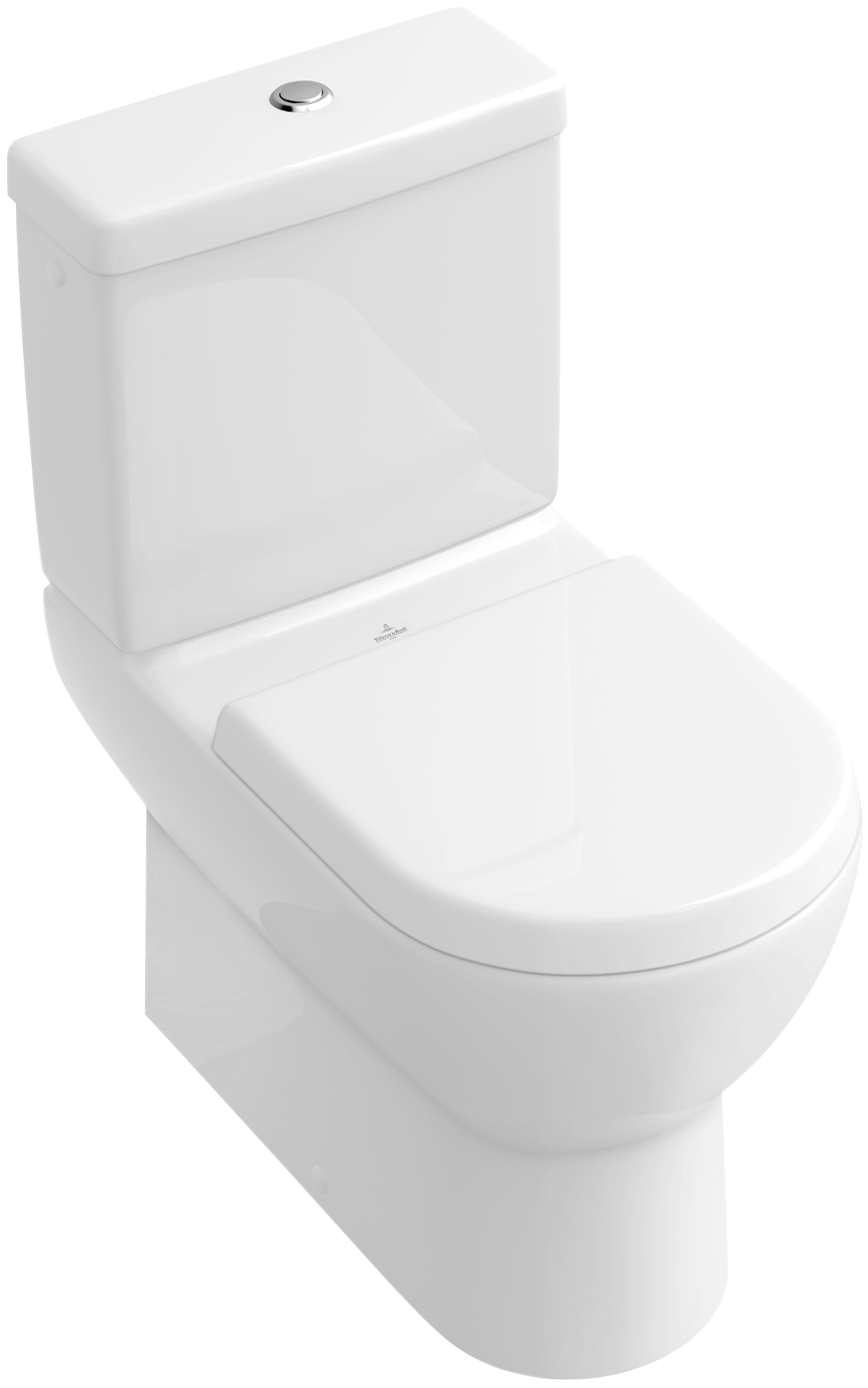 subway 2 pc toilet 6610u1 villeroy boch