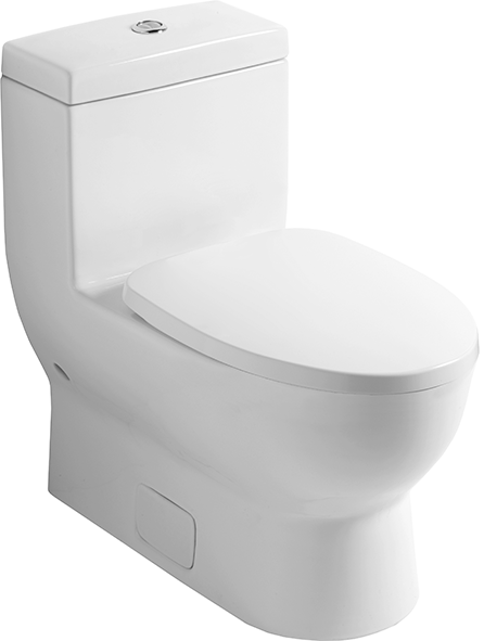 Extremely Subway 1-PC toilet 6616US - Villeroy & Boch HT99