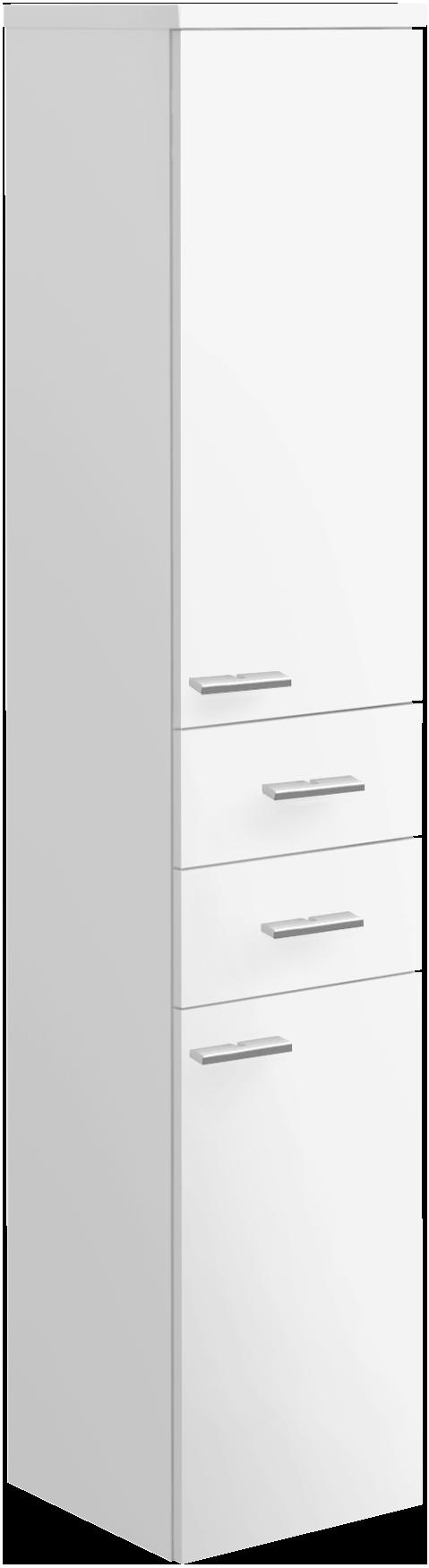 Central Line Bathroom furniture  Cabinet  Bathroom cabinets. Central Line Tall cabinet 9721U2   Villeroy   Boch