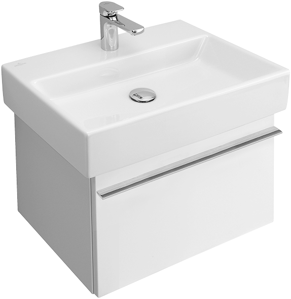 Exceptionnel Central Line Bathroom Furniture, Vanity Unit For Washbasin, Vanity Units