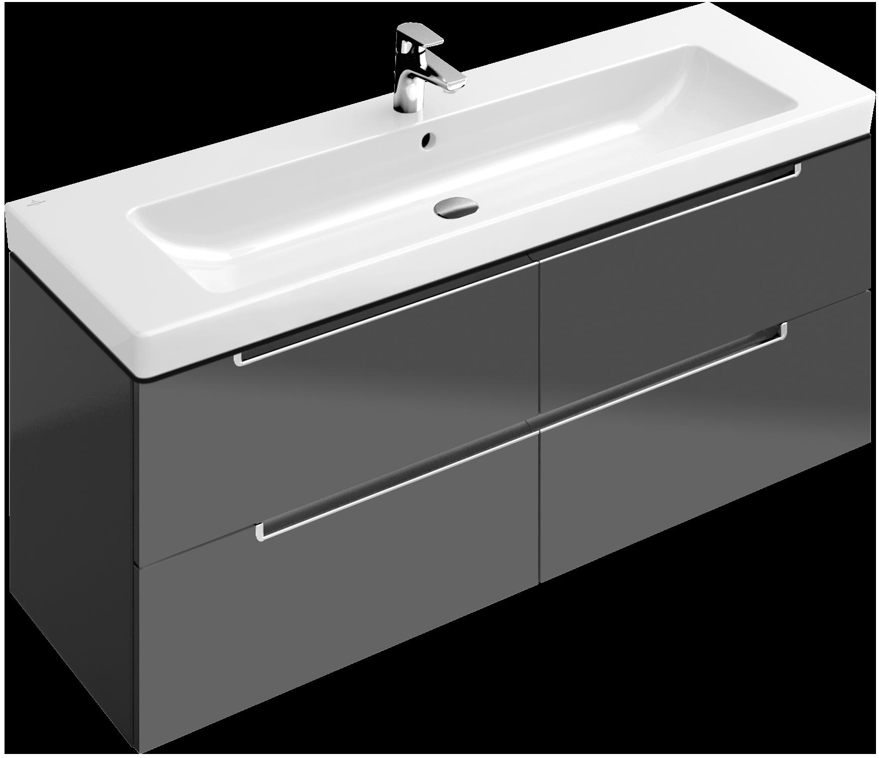 subway vanity unit a698u0 villeroy boch. Black Bedroom Furniture Sets. Home Design Ideas