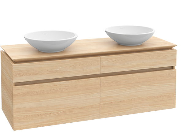 levanto vanity unit b148u0 villeroy boch. Black Bedroom Furniture Sets. Home Design Ideas