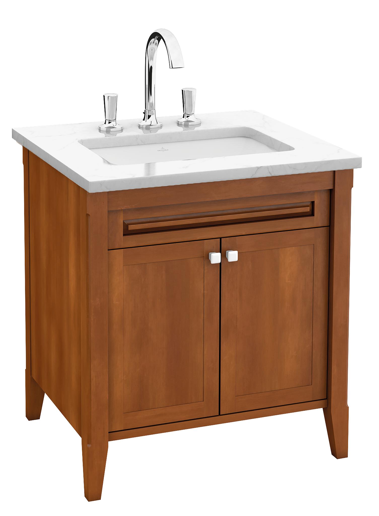 Villeroy and boch bathroom cabinets - Strada Bathroom Furniture Vanity Unit For Washbasin Vanity Units