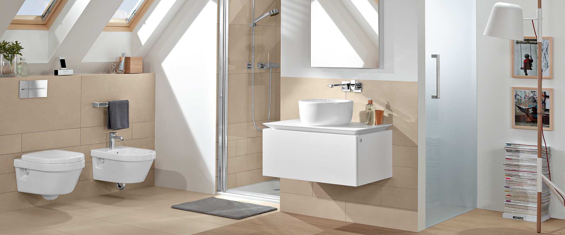 architectura cer - Villeroy And Boch Bathroom Cabinets
