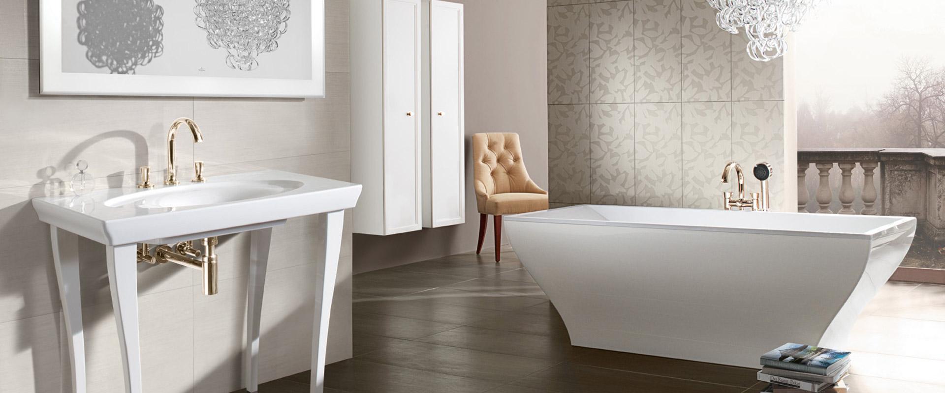 La Belle Collection By Villeroy Boch Romantic Bathroom Design