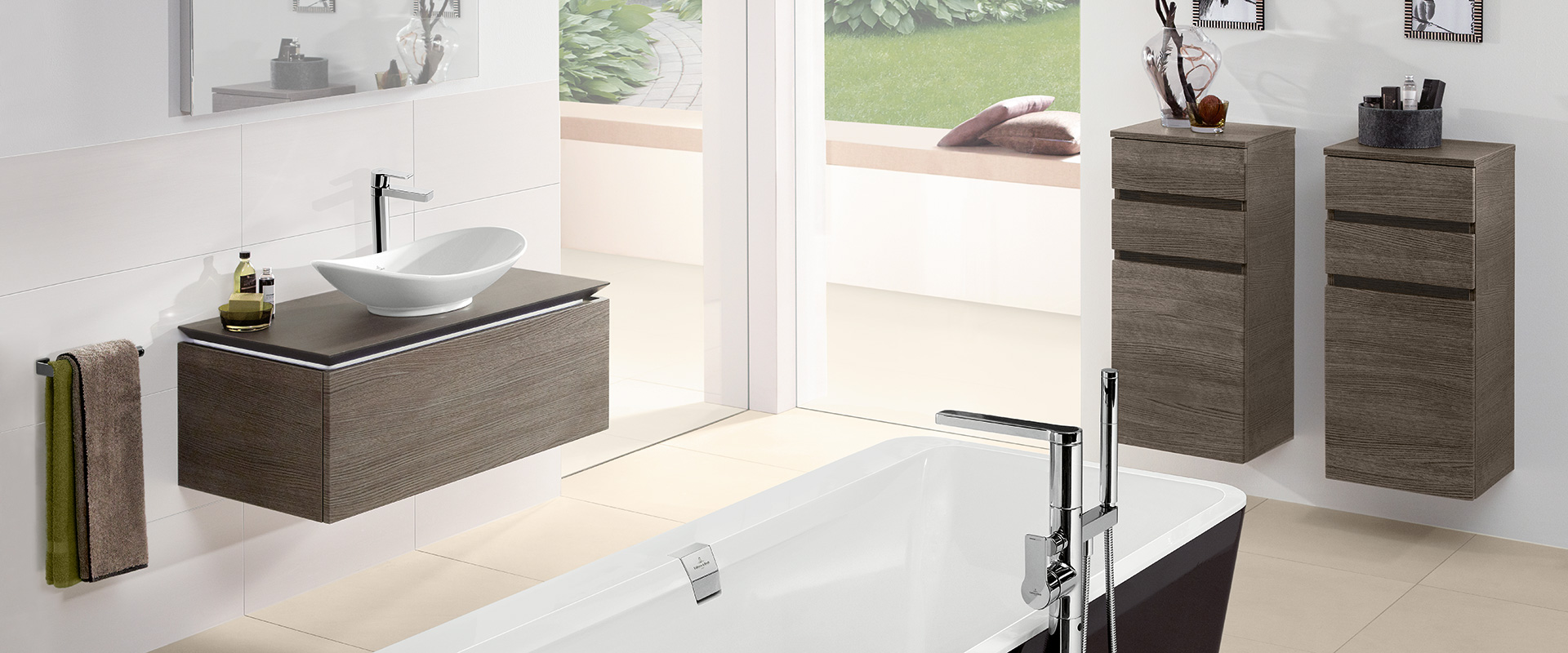 Neu Levanto Collection by Villeroy & Boch – Modern comfort  AZ42