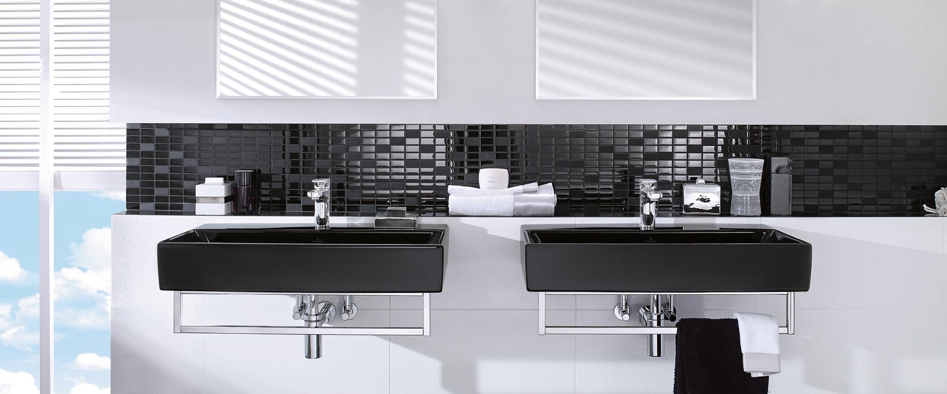 memento by villeroy boch minimalistic bathroom design. Black Bedroom Furniture Sets. Home Design Ideas